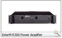 InterM R300 Power Amplifier