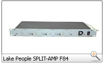 Lake People SPLIT-AMP F84