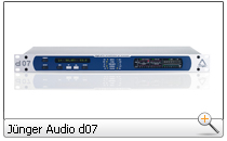 Jünger Audio d07