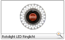 Rotolight LED Ringlicht