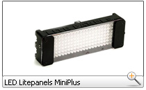 LED Litepanels MiniPlus