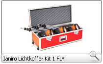 Ianiro Lichtkoffer Kit 1 FLY