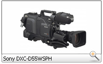 Sony DXC-D55WSPH