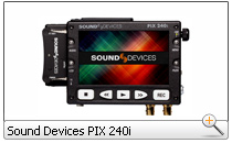 Sound Devices PIX 240i