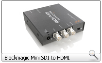 Blackmagic Design SDI to HDMI Mini Converter