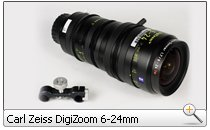 Carl Zeiss DigiZoom Vario Sonnar T1.9 6-24mm