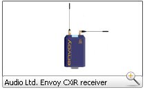 Audio Ltd. Envoy CXiR receiver